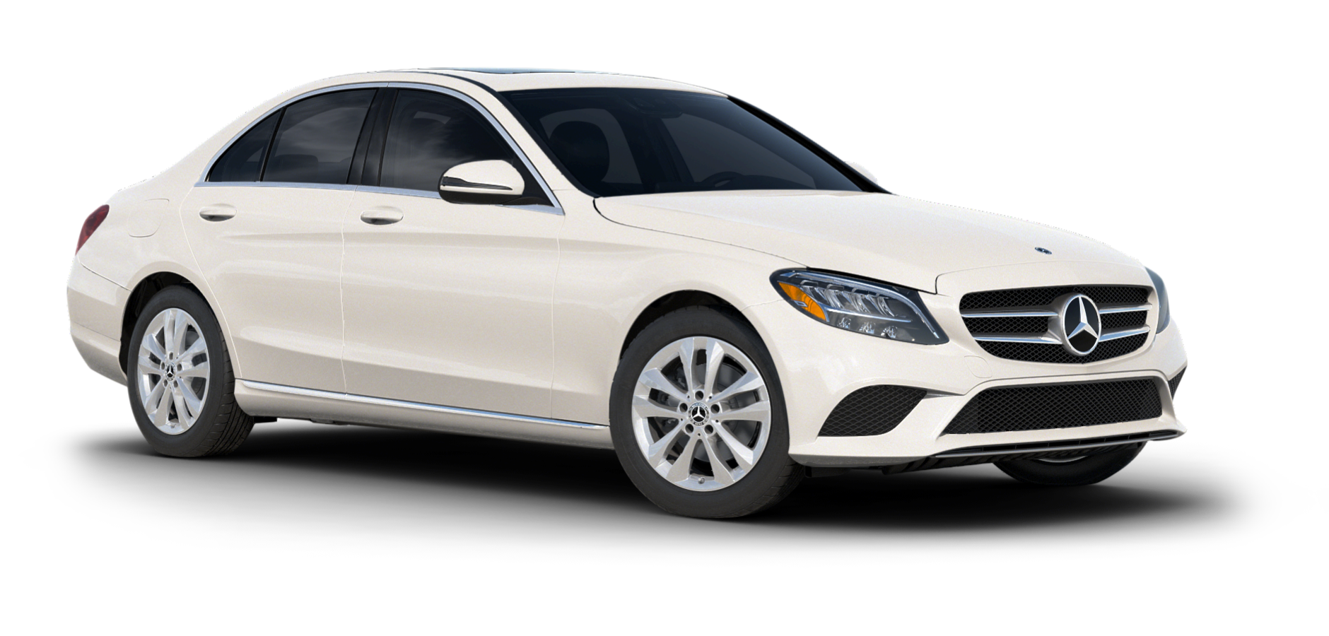 2019 Mercedes-Benz C 300 4MATIC Sedan