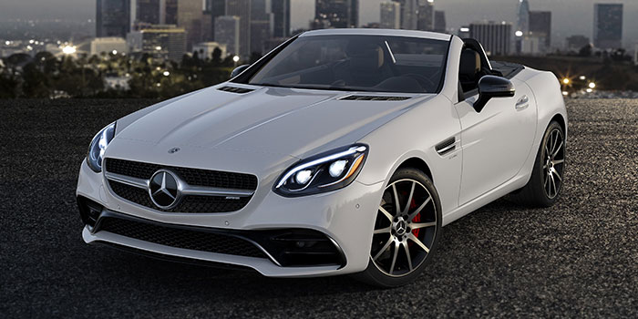 2018 Mercedes-Benz SLC 43 AMG® Roadster