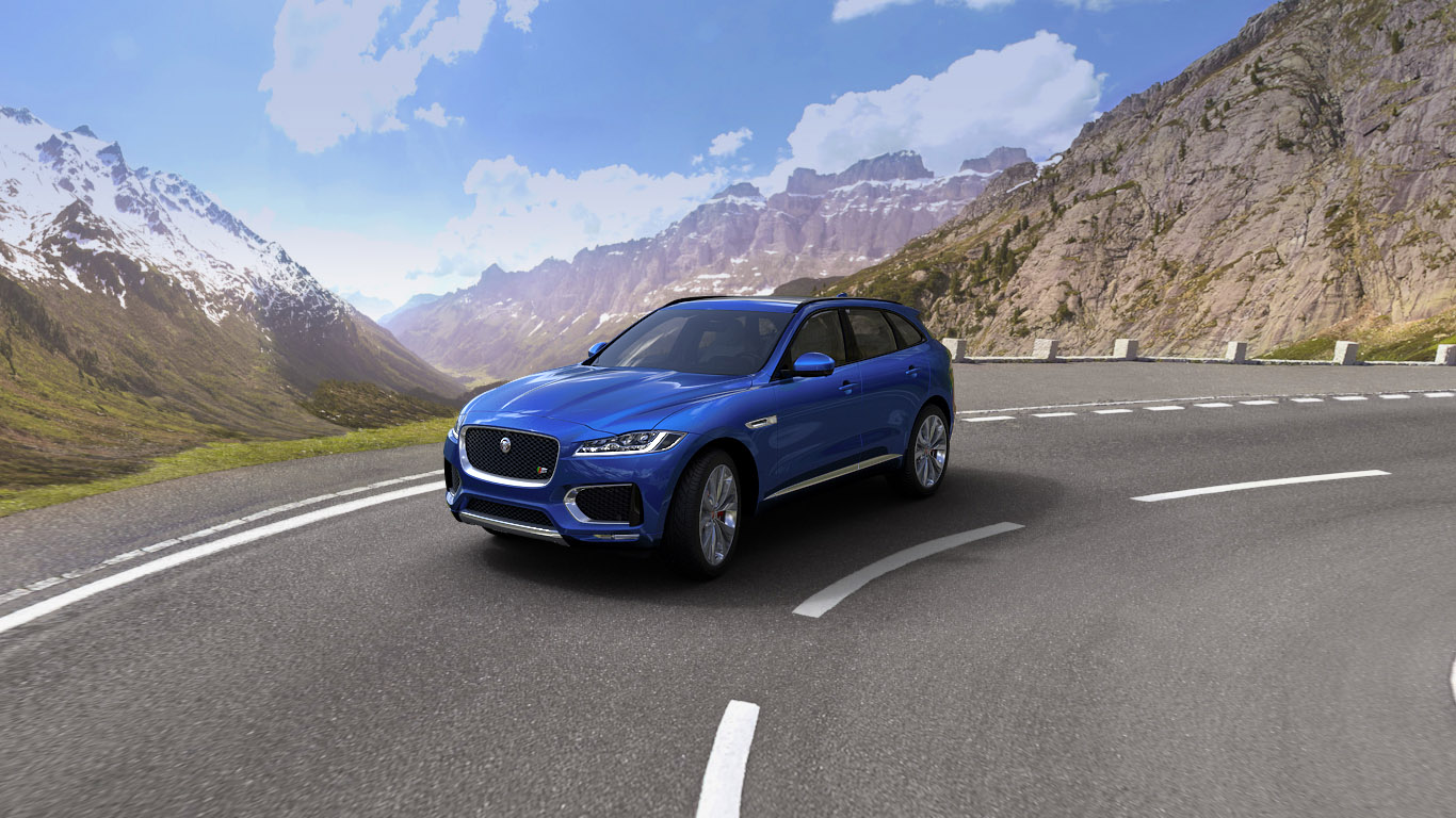 2019 F‑PACE