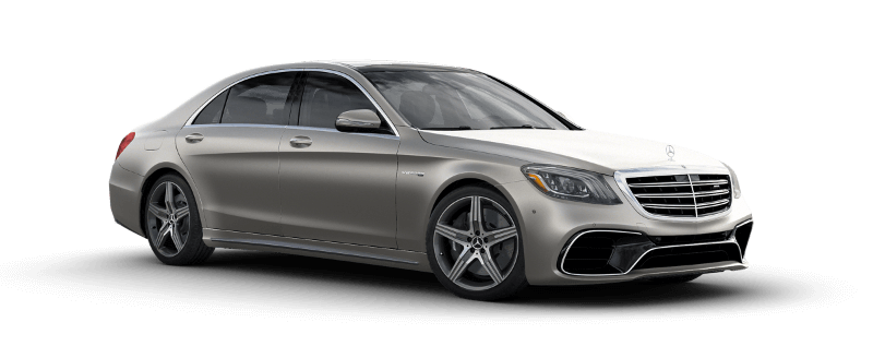 2018 Mercedes-Benz S-Class AMG® S 63 Sedan