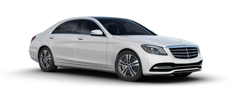 2018 Mercedes-Benz S-Class S 450 4MATIC® Sedan