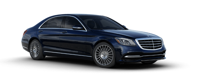 2018 Mercedes-Benz S-Class S 560 4MATIC® Sedan