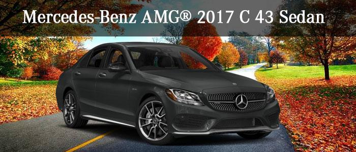 2017 Mercedes-Benz AMG® C 43 Sedan