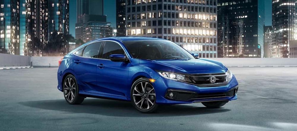 2019 Honda Civic dealer in O'Fallon