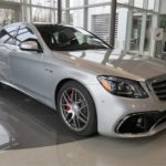 Mercedes-Benz 2020 AMG® S 63 Sedan at MBOFMC