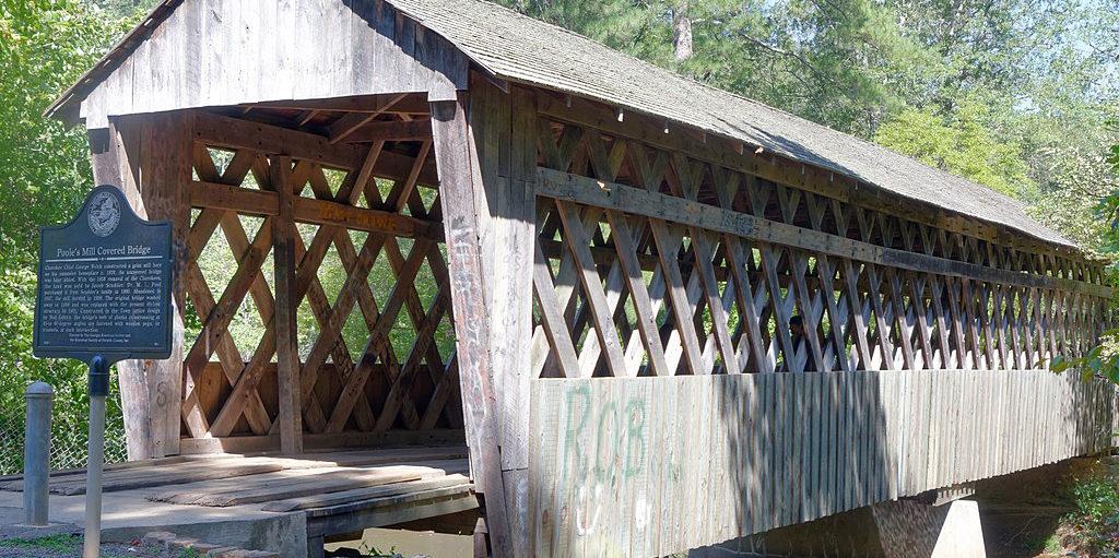 Pool's Mill Covered Bridge