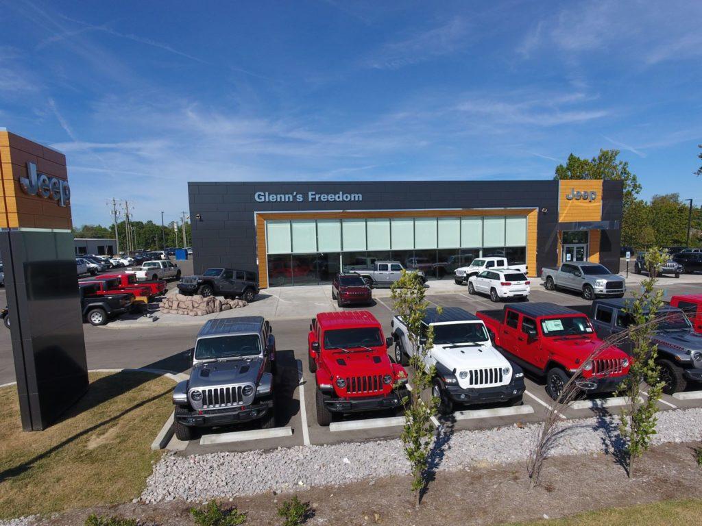 The Jeep Factory @ Glenn's Freedom Jeep
