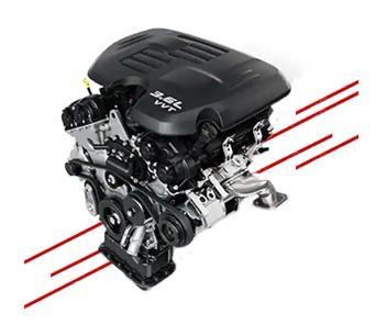 3.6L PENTASTAR® V6 ENGINE