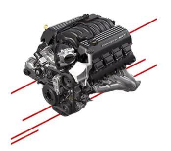 392 HEMI® V8 ENGINE