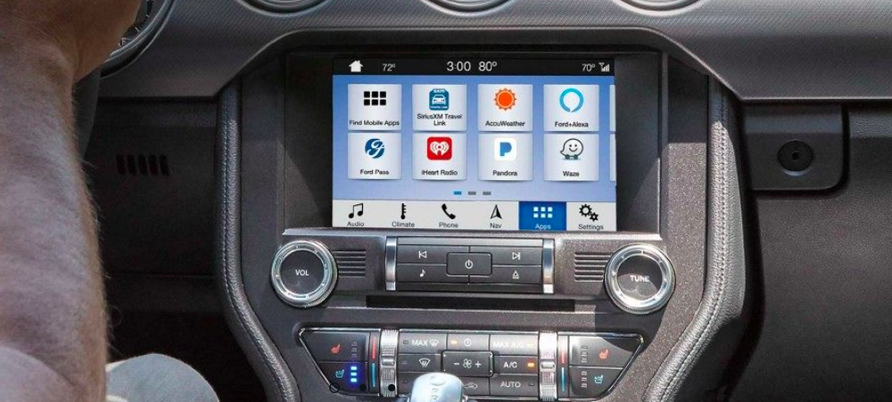 2011 ford sync commands