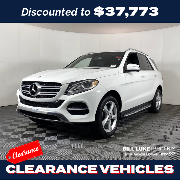 PRE-OWNED 2018 MERCEDES-BENZ GLE GLE 350 4MATIC®