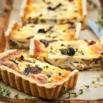 french food quiche cuisine française