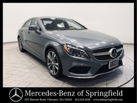 Certified Pre-Owned 2016 Mercedes-Benz CLS 550 4MATIC® Coupe