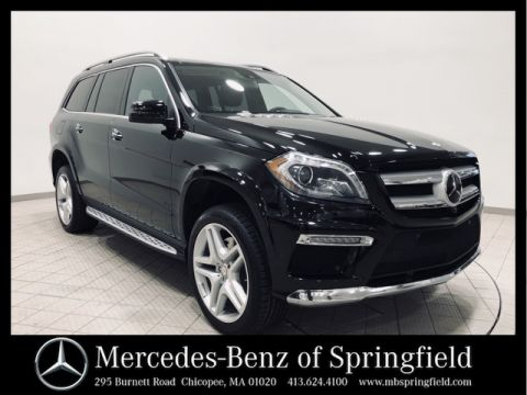 Certified Pre-Owned 2016 Mercedes-Benz GL-Class GL 550 AWD 4MATIC®