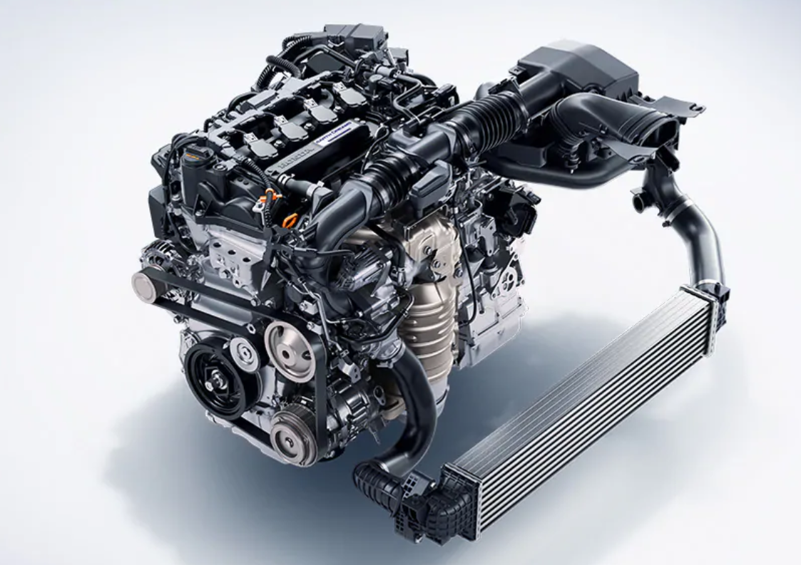 2020 Honda Accord 1.5-liter VTEC® Turbocharged Engine