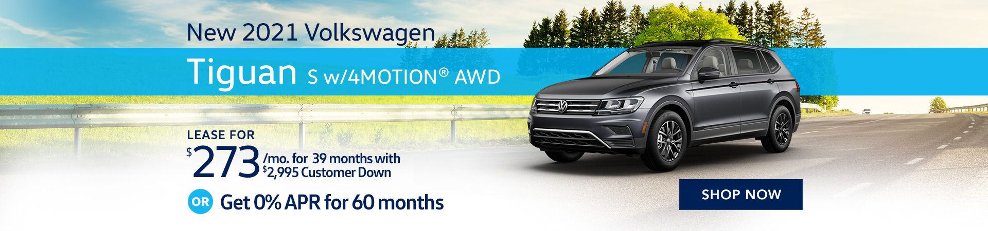 BVW_1920x450_New 2021 Volkswagen Tiguan S with 4MOTION® AWD _06'21