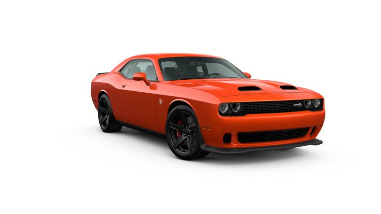 2020 Dodge Challenger SRT® Hellcat