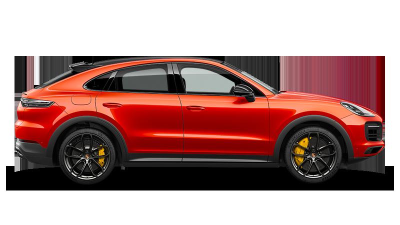 Cayenne Coupe Porsche