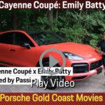 Cayenne Coupé x Emily Batty