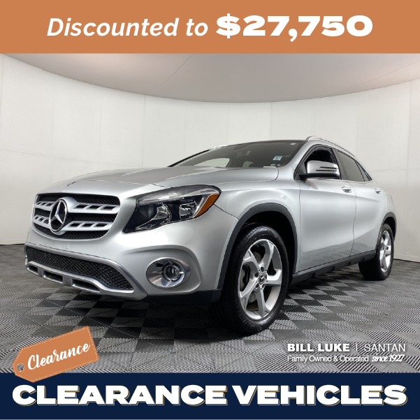 Pre-Owned 2018 Mercedes-Benz GLA 250 4MATIC® 4D Sport Utility
