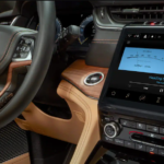 The McIntosh® audio system in the 2021 Jeep Grand Cherokee L.
