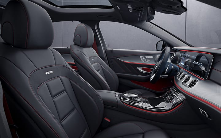 AMG® E-Class Interior Features