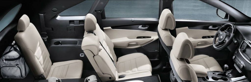 Captain S Seats on Used Kia Sorento Parts
