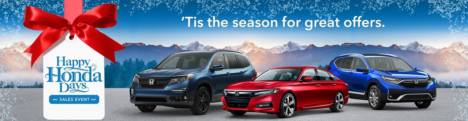 Happy Honda Days Sales Event 2020 Patty Peck Honda In Ms