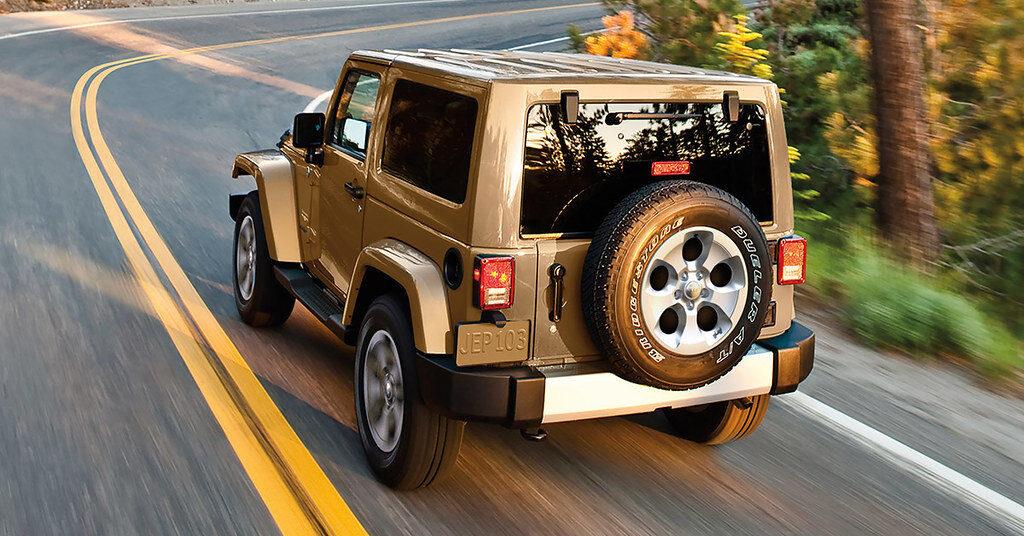 2020 Jeep® Wrangler Special Editions Yukon, OK