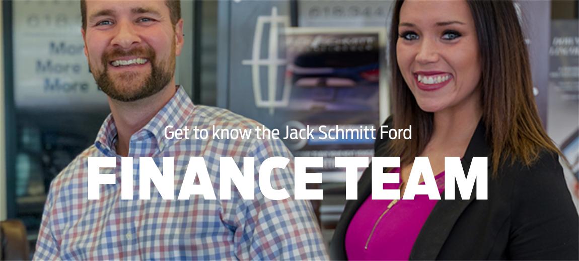 Meet the Finance Team