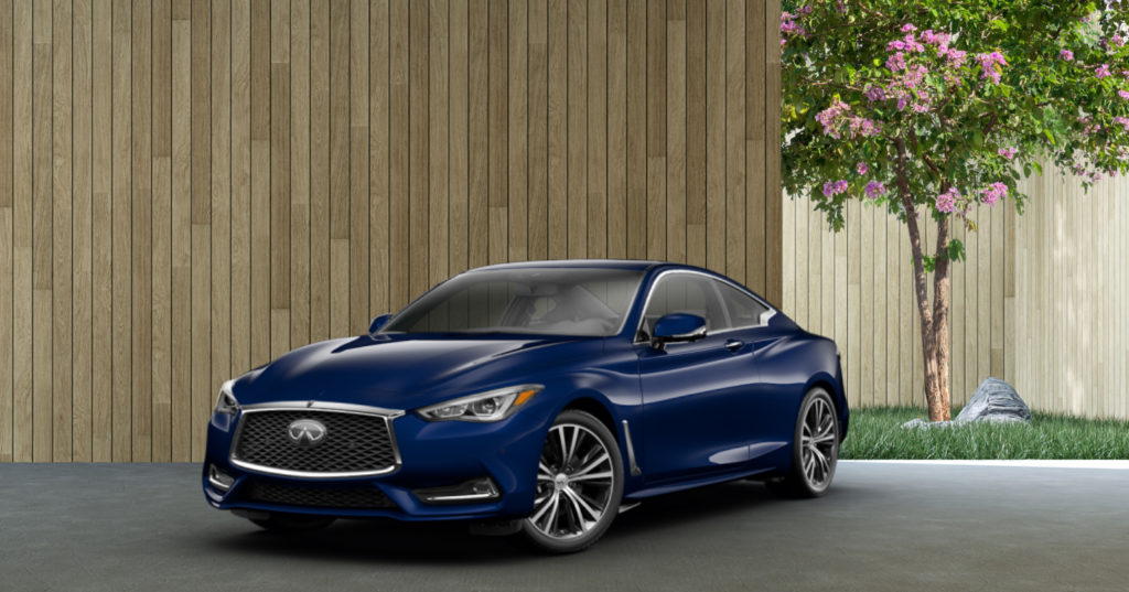 2021 INFINITI Q60 LUXE AWD COUPE