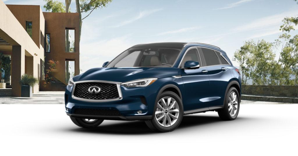 2021 INFINITI QX50 ESSENTIAL AWD