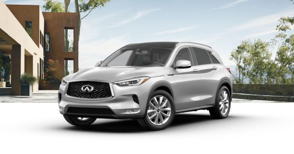 2021 INFINITI QX50 LUXE AWD