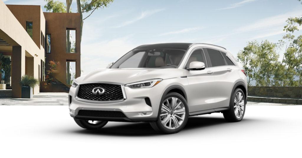 2021 INFINITI QX50 SENSORY AWD