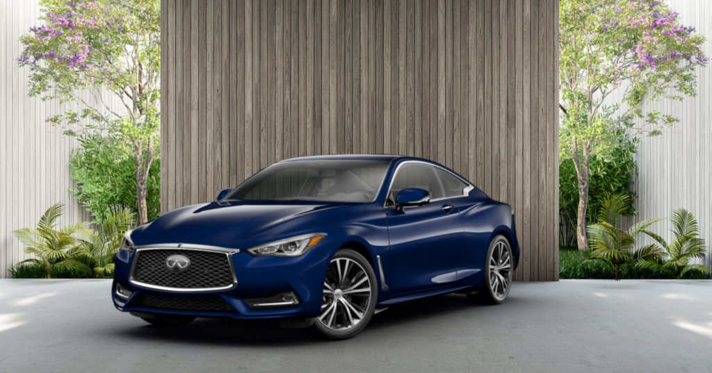 2021 INFINITI Q60 LUXE AWD COUPE