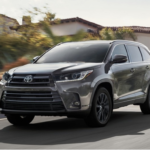Exterior – 2019 Toyota Highlander in North Kingstown RI