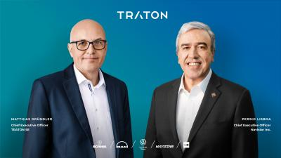 Merger_with_Logo_Matthias_Gründler (CEO TRATON SE, left)_Persio_Lisboa (CEO Navistar Inc., right)-large