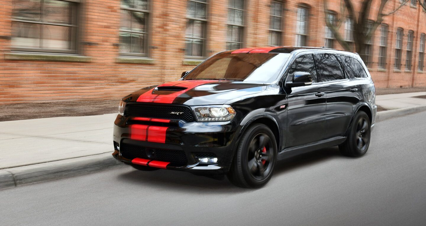 2019 Dodge Durango Features And Specs Douglas Jeep Chrysler Dodge Ram