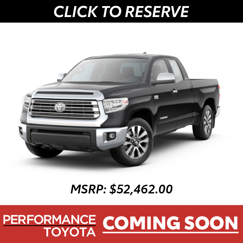 Tundra 4x4 Double Cab Limited