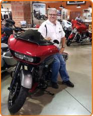 Revved Up Harley-Davidson® Staff | Springfield Harley