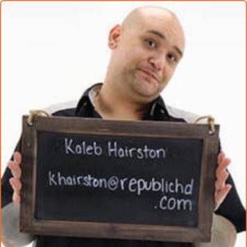 Kaleb Hairston