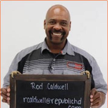 Rod Caldwell