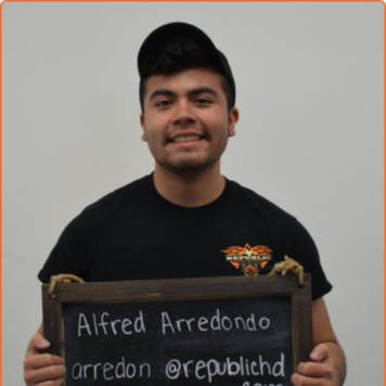 Alfred Arredondo