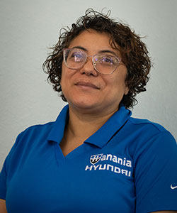 Yvette Delgado