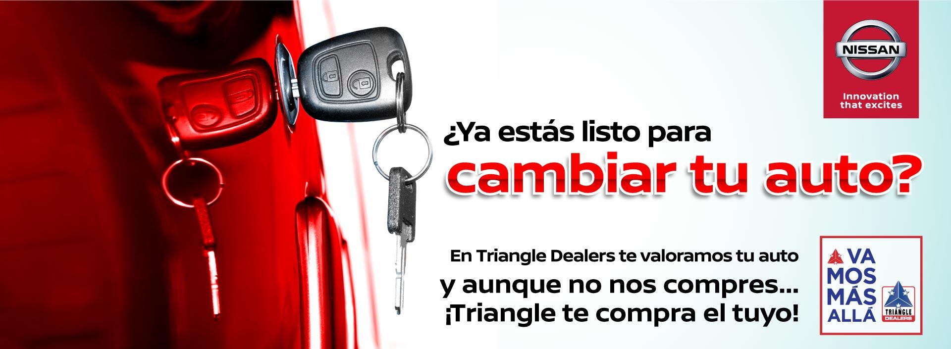 cambia tu auto