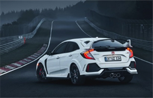 10th Generation Civic Type R – 2016 to Present