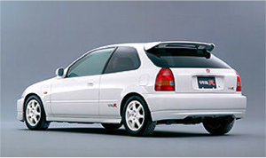 6th Generation Civic Type R– 1996 to 2000