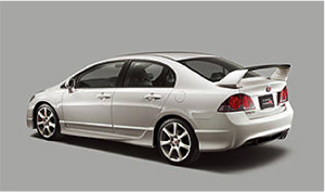 7th Generation Civic Type R – 2001 to 2005