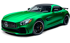 2019 Mercedes-AMG® GT R Coupe