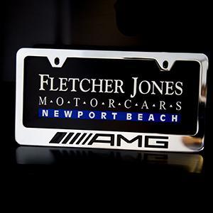 Mercedes-AMG License Plate Frame